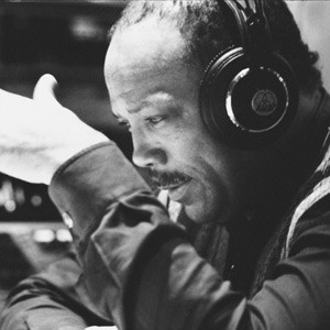 AKG Headphones by Quincy Jones